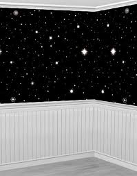 starry night backdrop scene setter 12 5m