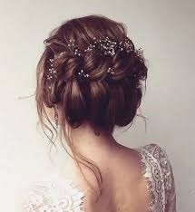45 Most Romantic Wedding Hairstyles For Long Hair Svatební účes