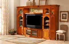 Oak Express Hawthorne 5 Pc Home Entertainment Wall EG APHW550