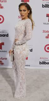 Jennifer Lopez runs into ex Marc Anthony and his wife at Billboard ...