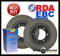 Rda Front Disc Brake Rotors Pads For Hyundai