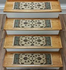 carpet stair treads. 179636 - traditional 2.2 x 8 inches polypropylene stair treads ivory carpet a