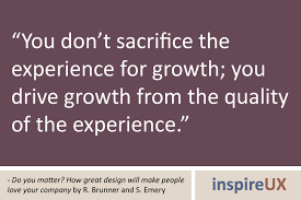 Quality Quotes Awesome Robert Brunner InspireUX