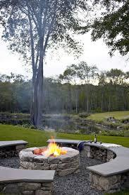 Fancy fire pit design ideas backyard home Propane Fire Pit House Beautiful 37 Breathtaking Backyard Ideas Outdoor Space Design Inspiration