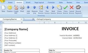 Free Excel Invoicing Tool For Small Businesses