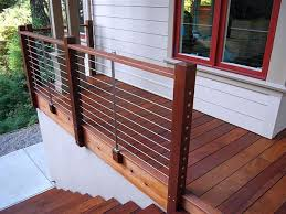 steel cable railing. Ultra-tec® Stainless Steel Cable Railing System Modern-terrace
