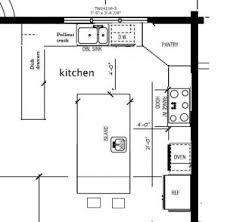 kitchen design layout.  Kitchen Kitchen Design Layout To