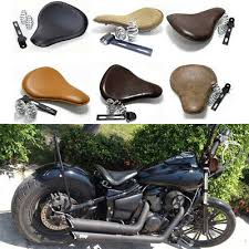 motorcycle bobber solo seat spring for