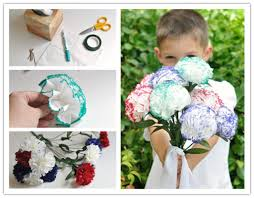 How To Make A Beautiful Flower With Paper How To Make Beautiful Diy Tissue Paper Flowers Step By Step Tutorial