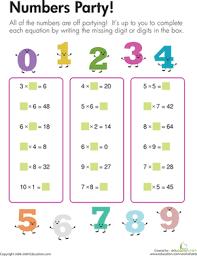 Multiplication Fun | Worksheet | Education.comThird Grade Multiplication Worksheets: Multiplication Fun