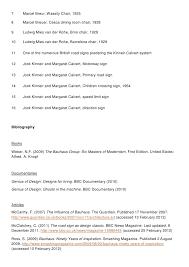 contextual studies movements essay bauhaus  10