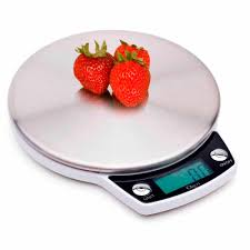 Small Kitchen Weighing Scales Ozeri Precision Pro Stainless Steel Digital Kitchen Scale With