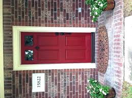 best color shutters for red brick house door color for red brick house with black shutters