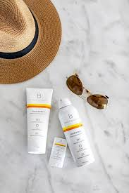 natural beauty s that actually work sunscreen