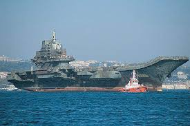 The Worlds Biggest Aircraft Carriers