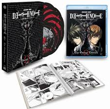 Дело о серийных убийствах b.b. Death Note The Omega Edition Limited Edition Includes Book Blu Ray 5 Discs Best Buy