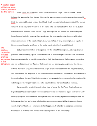 Example Of A Response Essay English Literature Essay Topics Cause And Effect Essay