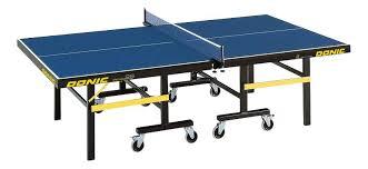 Купить <b>теннисный стол Donic Persson</b> 25 синий, цены в Москве ...