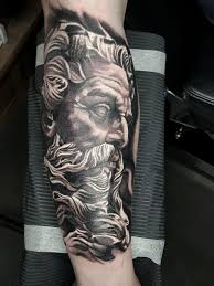 Greek Mythology Tattoo By Edoardo Limited Availability At