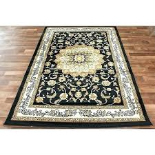 black and cream area rug cream and black rug oriental area rug black carpet medallion vines black and cream area rug