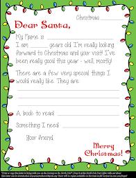Write To Santa