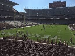 Kyle Field Zone Club Seating Chart Kyle Field Section 116 Rateyourseats Com