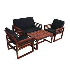 wooden outdoor furniture settings outdoor lounge setting timber outdoor table settings