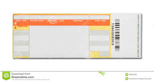 Play Ticket Template Concert Ticket Blank Concertsforthecoast