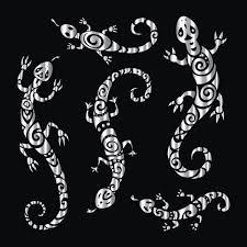 Tetování Ještěrka Význam