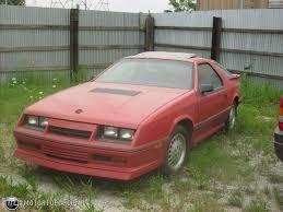 1986 Dodge Daytona TURBO Z id 12711