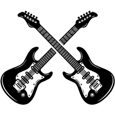 Guitar Logo Monzaberglauf Verbandcom