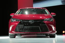 2015 camry concept. Beautiful Concept New York 2014 2015 Toyota Camry Revealed And Concept O