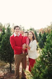 Beauchamp Family  Country Cove Christmas Tree Farm Murfreesboro Christmas Tree Farm Family Photos