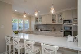 amazing white triangle modern glass kitchen pendant light st new