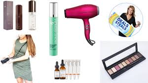 gma deals and steals on must have beauty s for summer