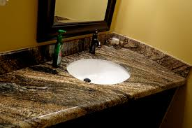 granite bathroom counter tops granite installer phoenix bathroom granite countertops with sink