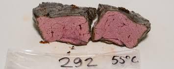 Sous Vide Steak Chart Flank Steak Sous Vide Temperature Experiment Stefans