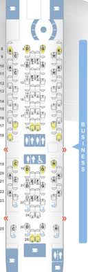 Etihad Flight Seating Chart The Definitive Guide To Etihad U S Routes Plane Types