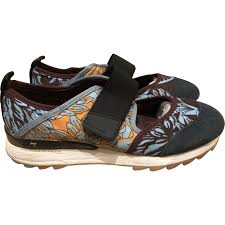Trainers Bimba Y Lola Navy Size 38 Eu In Suede 8141998
