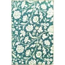 at home rugs at home area rugs sweet home collection fl design ocean green