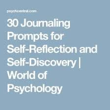 journal prompts for self discovery an self reflection i lve  reflective essay prompts 30 journaling prompts for self reflection and self discovery