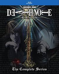 Дело о серийных убийствах в. Amazon Com Death Note Complete Series Standard Edition Blu Ray Various Various Movies Tv
