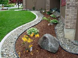 simple diy front yard landscaping ideas