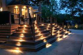 patio deck lighting ideas. Outside Deck Lights Patio Lighting Ideas Gallery Cheap Led