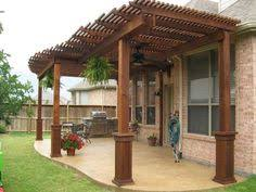 detached wood patio covers. Perfect Patio Home Decor Ideas Wooden Patio Cover Ideas And Brick Flooring  Inside Detached Wood Patio Covers E