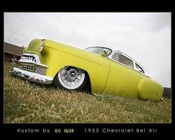 1953 Chevrolet 210 2door Sedan Top chop   Custom cars for sale ...