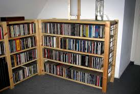 diy ikea vinyl record storage