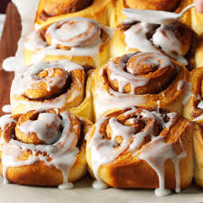 Image result for homemade cinnamon rolls