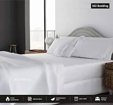 1000 thread count sheets. Contemporary Count 1000 Thread Count Egyptian Cotton Sheets King 4 Piece Sheet Set White Solid On I