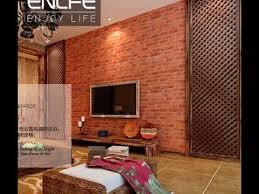 b q wallpaper brick design you